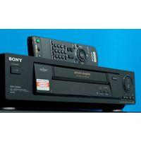 Видеомагнитофон SONY SLV-SE600. Рабочий. Хорошее эстетическое состояние.