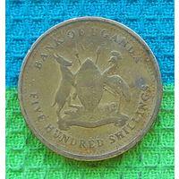 Уганда 500 шиллингов 2003 года