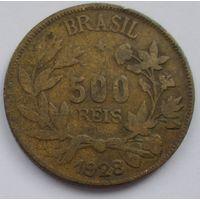 Бразилия 500 рейс 1928