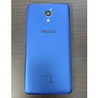 Back Cover Meizu M5c blue