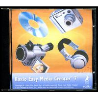 "PC CD-ROM ""Roxio Easy Media Creator 7"""