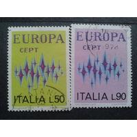 Италия 1972 Европа полная
