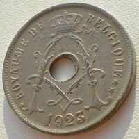 Бельгия, 25 сантимов 1923 года