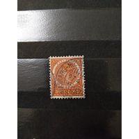 1902 Голландская колония Ост-Индия королева (4-7)