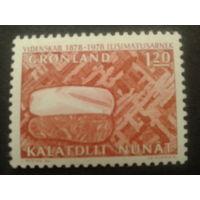 Дания Гренландия 1978