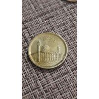 Иран 1000 риалов 2012 г ( Мавзолей Шах-Черах в Ширазе )