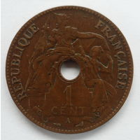 Французский Индокитай 1 цент 1903