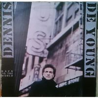 Dennis de Young - Back to the world, 1986, LP