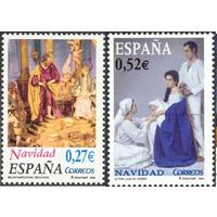 Испания 2004 Рождество - Религия MNH** (И)