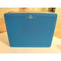 Беспроводная bluetooth колонка Manta SPK420BOX BLUE