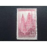 Франция 1957 кафедральный собор
