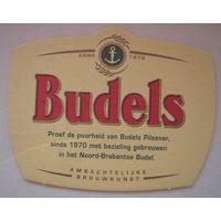 Подставка под пиво Budels / Нидерланды /