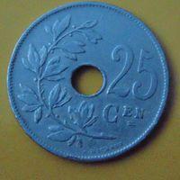 25 сантимов 1922