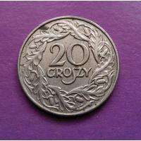 20 грошей 1923 Польша #03