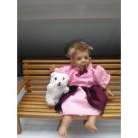 Характерная кукла 38 см. S.T.F