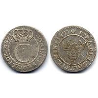 4 оре 1677, Швеция, Карл XI