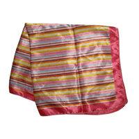 Молодежный стильный шелковый платок на шею, новый