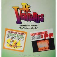 The Ventures - The Fabulous Ventures & The Ventures A Go-Go