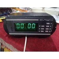Настольные электронные часы Случ