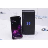 """5.8"""" Samsung Galaxy S9 Dual SIM 64Gb (8 ядер, 4Gb ОЗУ, 64Gb). Гарантия"""