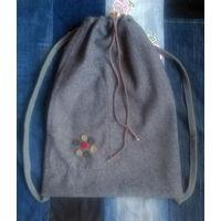Симпатичный рюкзак-мешок