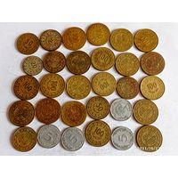 Монеты Морокко с рубля.