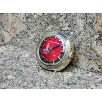 Часы Ракета олимпийские,позолота  au10,редкие.Старт с рубля.