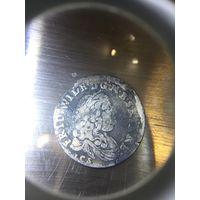6 грошей 1685 г