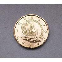 20 евроцентов Кипр 2008