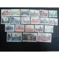 ЮАР 1982 стандарт, архитектура 20 марок