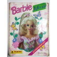 Альбом с наклейками. Барби.