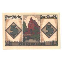 Германия Нотгельд 5 пфеннигов 1921 года. Состояние aUNC!