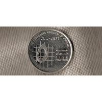 Иордания 5 филс/пиастров  2000/(dic)