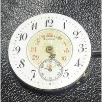 Часовой механизм. с циферблатом от золотых часов.. (часы кулон)