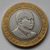 Кения, 10 шиллингов 1997 г