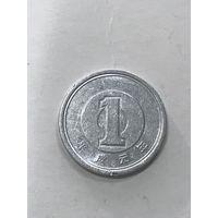 1 йена, Япония