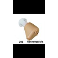 Слуховой аппарат на аккумуляторе внутриушной 905А