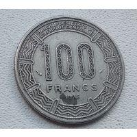 Камерун 100 франков, 1975  1-4-22