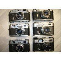 """Фотоаппараты """"Зоркий"""" и """"ФЭД"""" разные"""