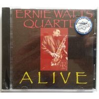 CD Ernie Watts Quartet - Alive (2004) Bop