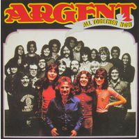 Argent - All Together Now (1972/2000, Audio CD + 7 bonus tracks)