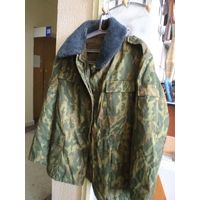 Бушлат, куртка с подстежкой, МЧС РБ, 52/4 размер.
