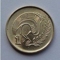 Кипр 1 цент. 1996