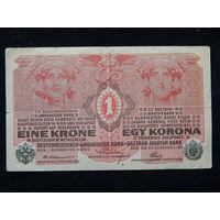 Австро-Венгрия 1 крона 1916 г