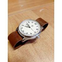 Всего 3 дня!!! С рубля и без М.Ц. Марьяж карманных часов МОЛНИЯ. Идут как часы. Все на фото. Ремешок кожа, примитивно, но мне нравилось.