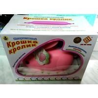 Интерактивная игрушка Крошка Кролик для детей в подарок