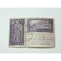 Польша 1961. Восстановленные территории