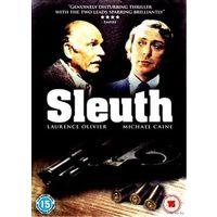 Частный детектив / Игра навылет / Sleuth (Лоуренс Оливье,Майкл Кейн)  DVD9