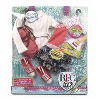 Одежда для кукол Большие наборы одежды для кукол 44 см в ассортименте(оригинал, в оригинальной упаковке)MGA(США)