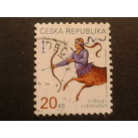 Чехия 1999 стрелец